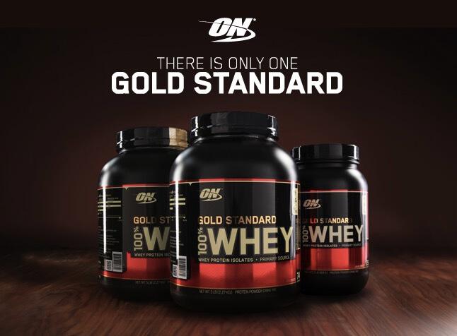 Suplemen ON Whey Gold Standard