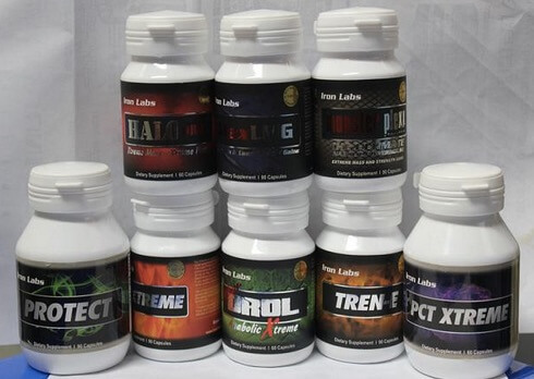 Jual Steroid Iron Labs