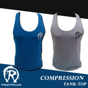 RumahFitnes Compression Tank Top