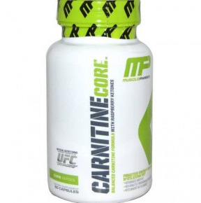 Suplemen Musclepharm Carnitine Core