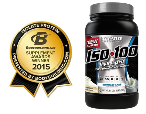 Susu Protein Dymatize Iso 100