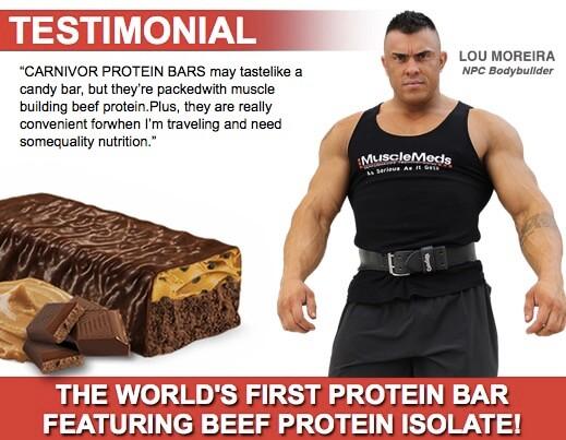 Jual Carnivor Protein Bar