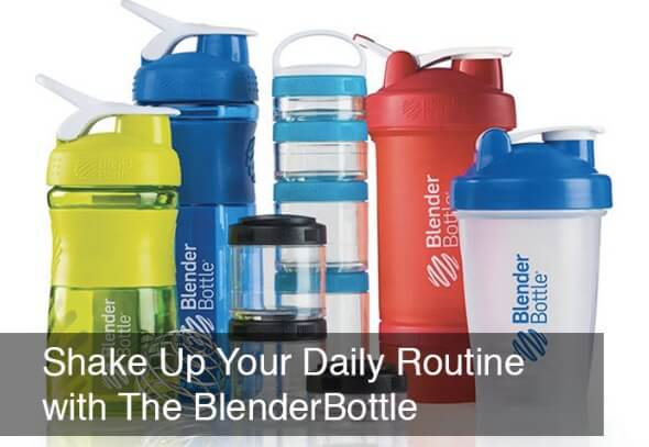 Aksesoris Gym Blender Bottle