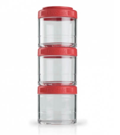 Blender Bottle GO STAK 100cc 3 Pak