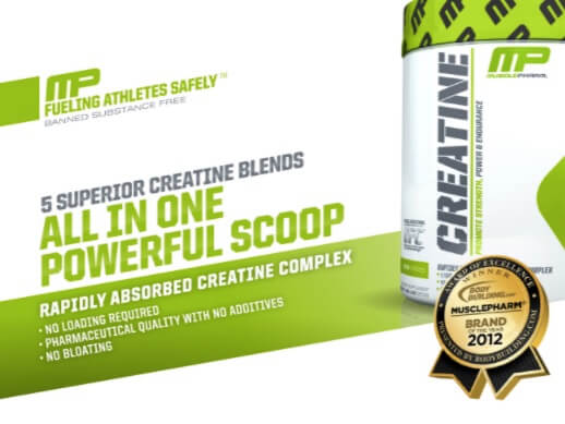 Jual Suplemen Musclepharm Creatine