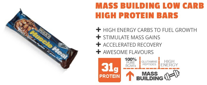 Jual Maxs Muscle Meal Protein Bar
