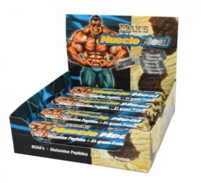 Max Muscle Meal Bar
