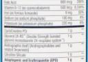 Kandungan Nutrisi BPI PUMP HD