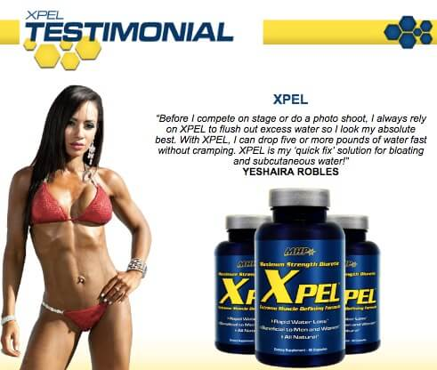 MHP Xpel Suplemen Diuretik Herbal