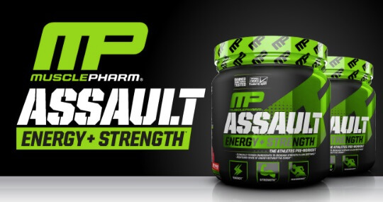 Suplemen Musclepharm NEW SPORT