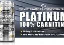 Suplemen Muscletech Platinum Carnitine