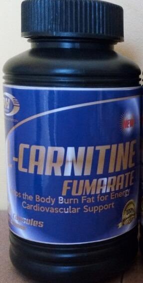 Suplemen Pro Hybrid L-Carnitine