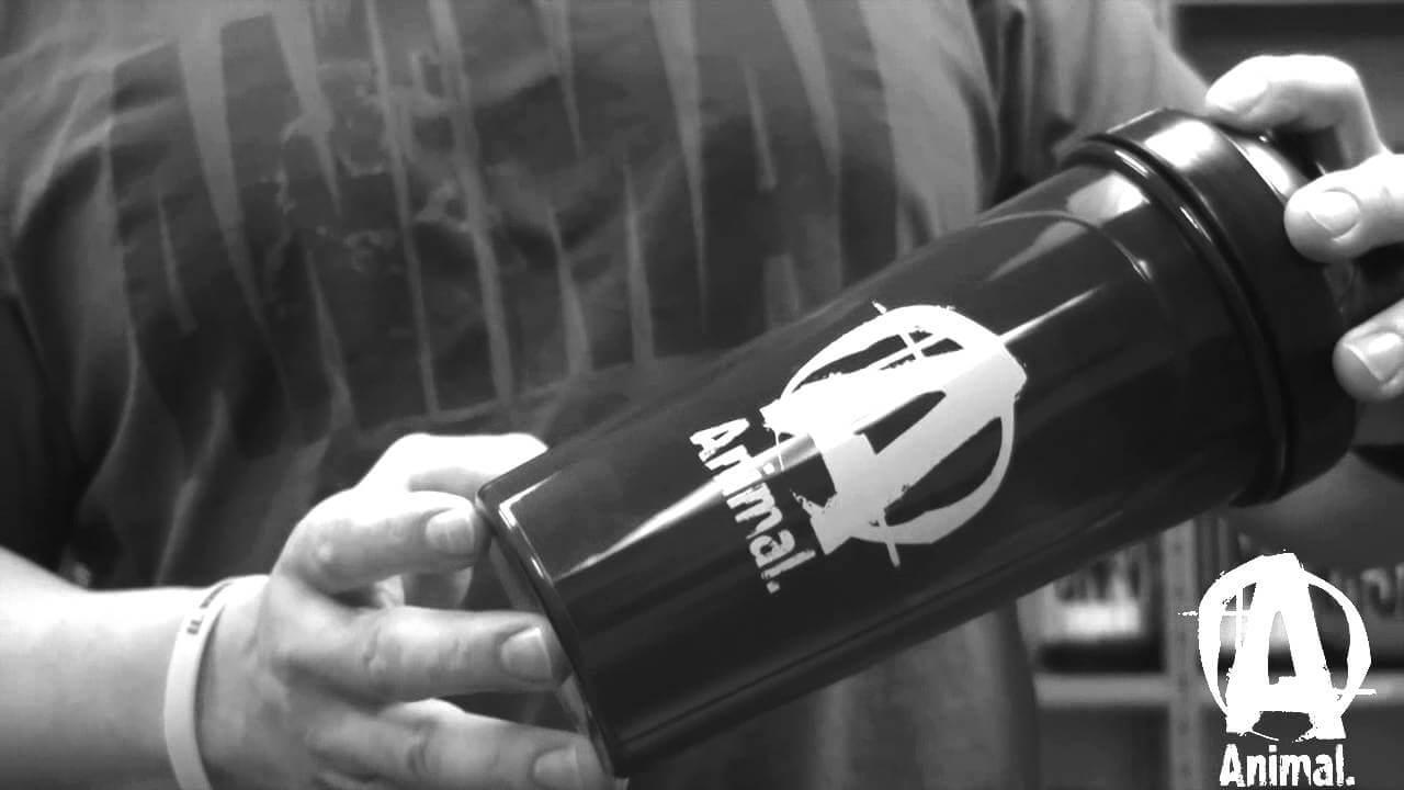 Botol Shaker Animal