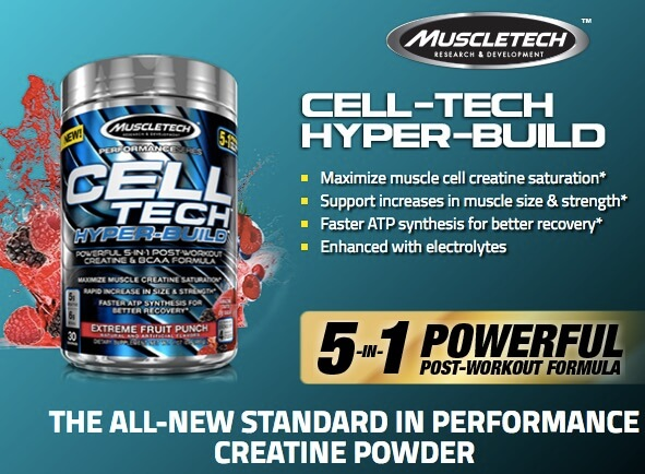 Jual Cell Tech Hyper Build