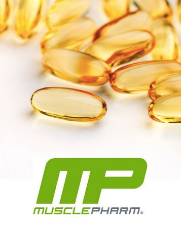 Jual Musclepharm Fish Oil