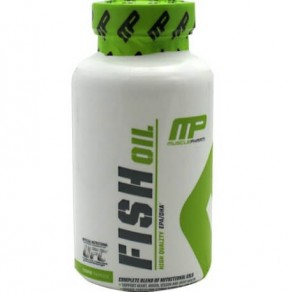 Suplemen MP Fish Oil