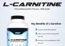 Suplemen RSP L-Carnitine