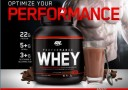 on whey performance banner
