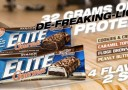 Dymatize Protein Bars Banner
