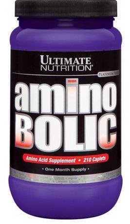 Ultimate Nutrition Amino Bolic