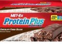 met-rx protein plus bar box