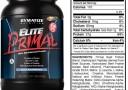 Dymatize Elite Primal Nutrition Facts