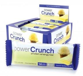 powercrunch protein waffer