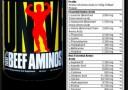 Nutrisi Universal Beef Amino