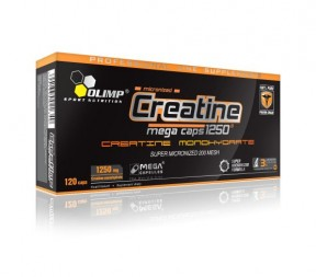 Olimp Creatine Mega Caps