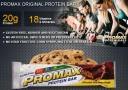 Promax Protein Bar Chocolate