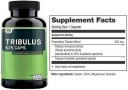 ON Tribulus Nutrition Facts