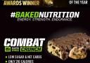 MP Combat Crunch Protein Bar