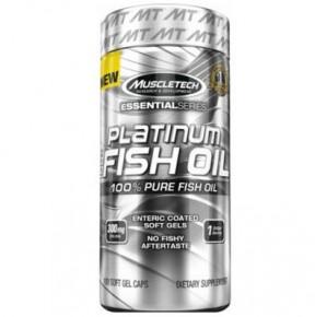 Muscletech Platinum Fish Oil
