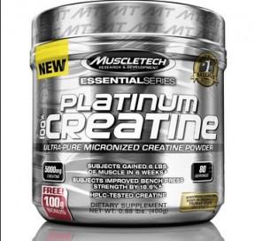 Suplemen Muscletech Platinum Creatine