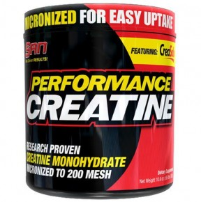 Suplemen SAN Creatine Monohydrate