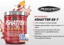Jual Pre Workout Shatter SX-7