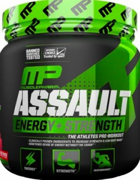 Jual Musclepharm New Assault 2016